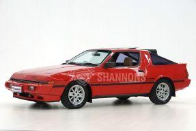 1985 Mitsubishi Starion