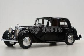 1936 Bentley 4¼ Litre