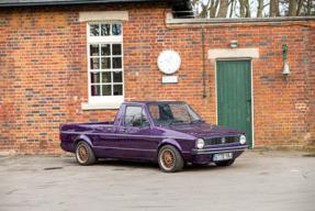 1990 Volkswagen Caddy
