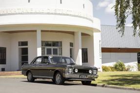 1970 Holden XW