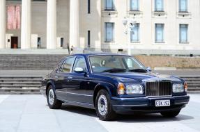 1998 Rolls-Royce Silver Seraph
