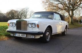 1981 Rolls-Royce Corniche Convertible
