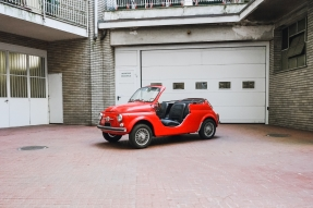 1981 Fiat 500