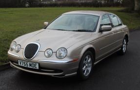 1999 Jaguar S-Type