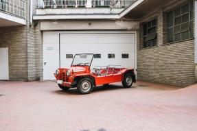 1980 Mini Moke