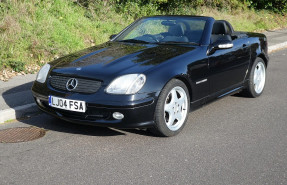 2004 Mercedes-Benz SLK 230