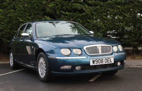 2000 Rover 75