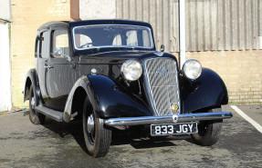 1937 Austin 14