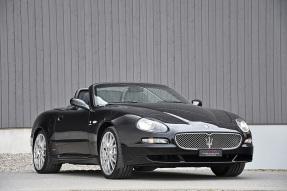 2006 Maserati 4200 GranSport Spyder
