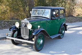 1933 Triumph Super Eight