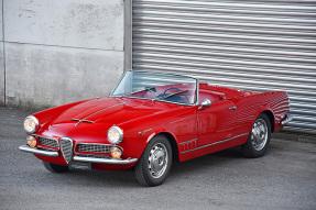 1961 Alfa Romeo 2000 Spider