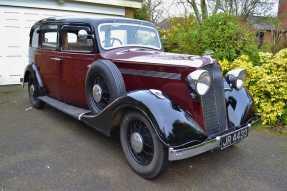 1936 Vauxhall BXL