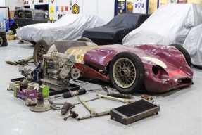 c. 1956 Lotus Eleven