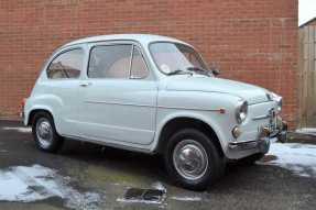 1965 Fiat 600