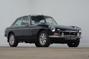 1969 MG MGB GT V8