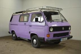 1989 Volkswagen Type 2 (T3)