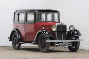 1935 Morris Ten Four