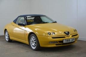 1999 Alfa Romeo Spider