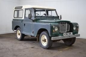 1983 Land Rover Series III
