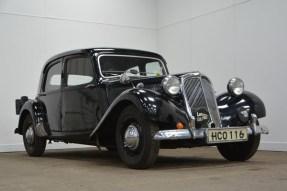 1952 Citroën Light 15
