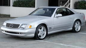 2001 Mercedes-Benz SL 500