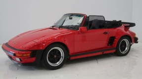 1987 Porsche 911 Turbo Slant Nose Cabriolet
