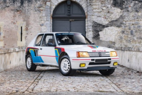 1985 Peugeot 205 Turbo 16