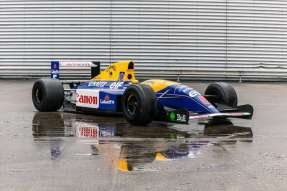 Williams FW14 Display Car