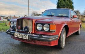 1989 Bentley Mulsanne