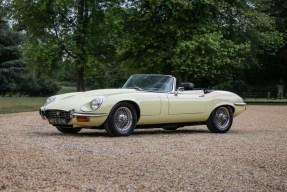 1972 Jaguar E-Type