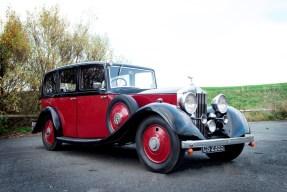 1935 Rolls-Royce 20/25