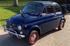 1972 Fiat 500