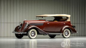 1935 Studebaker Dictator