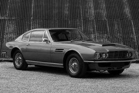 1970 Aston Martin DBS Vantage
