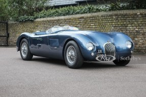 1966 Proteus Jaguar C-Type Replica