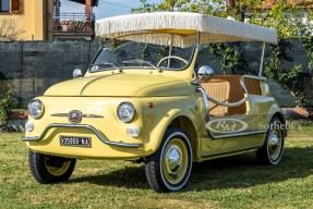 1965 Fiat 500 Jolly