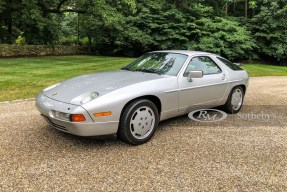 1989 Porsche 928 S4