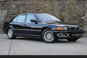 1999 BMW 750i