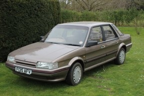 1989 Rover Montego
