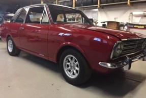 1969 Ford Cortina