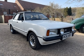 1979 Ford Cortina