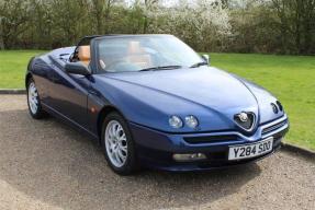 2001 Alfa Romeo Spider