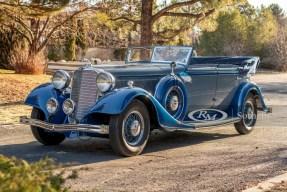 1933 Lincoln Model KB