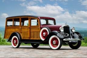 1934 Dodge KCL