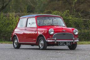 1961 Morris Mini Cooper