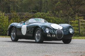 1959 Jaguar C-Type