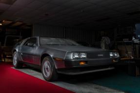 1982 DeLorean DMC-12