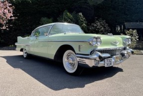 1958 Cadillac Sedan de Ville