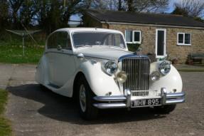 1949 Jaguar Mk V