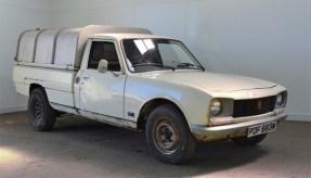 1981 Peugeot 504